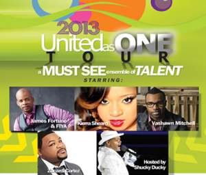 United_As_One_Tour